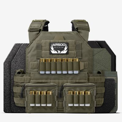 The Door Kicker Bundle from AR500 Armor of the Armored Republic