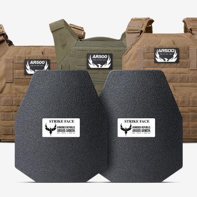 Level 4 ALSC body armor from AR500 Armor