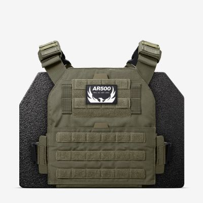 The Veritas Curved Plates Package from AR500 Armor of the Armored Republic