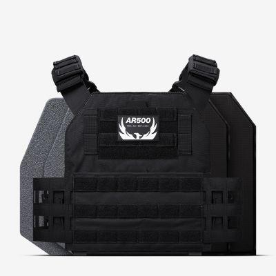 Level IV Armor, Trauma Pads, and Veritas Package