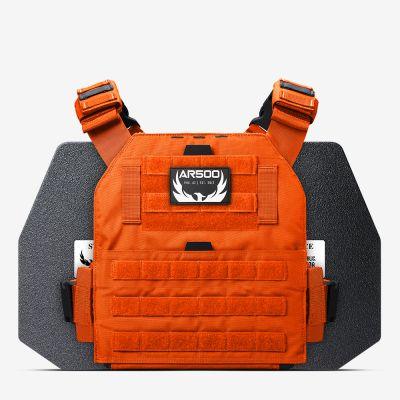Orange Veritas hunting carrier from AR500 Armor of the Armored Republic