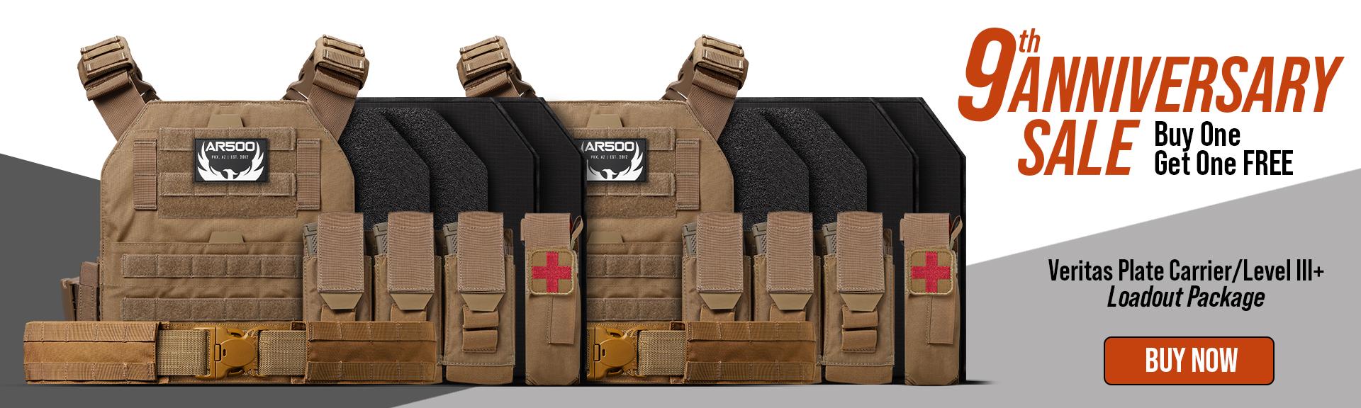 AR500 Armor Veritas Loaded BOGO